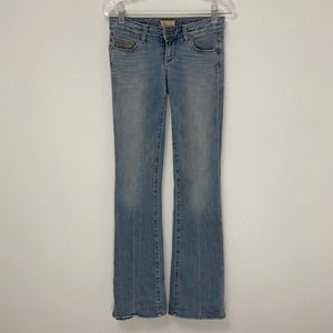 Paige Laurel Canyon Embroidered Jeans